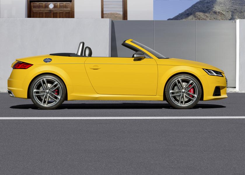 Audi TTS Roadster (3)