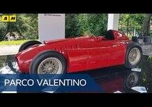 Lancia D50: il video al Parco Valentino