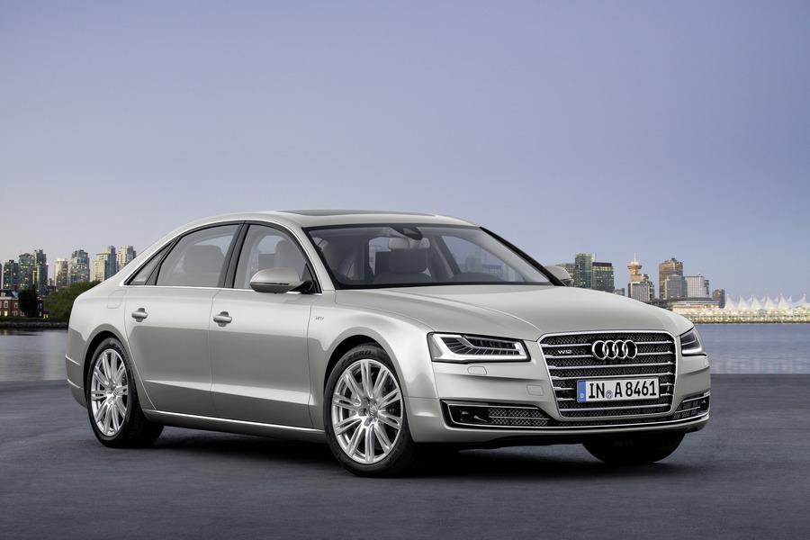 Audi A8 (2009->>)