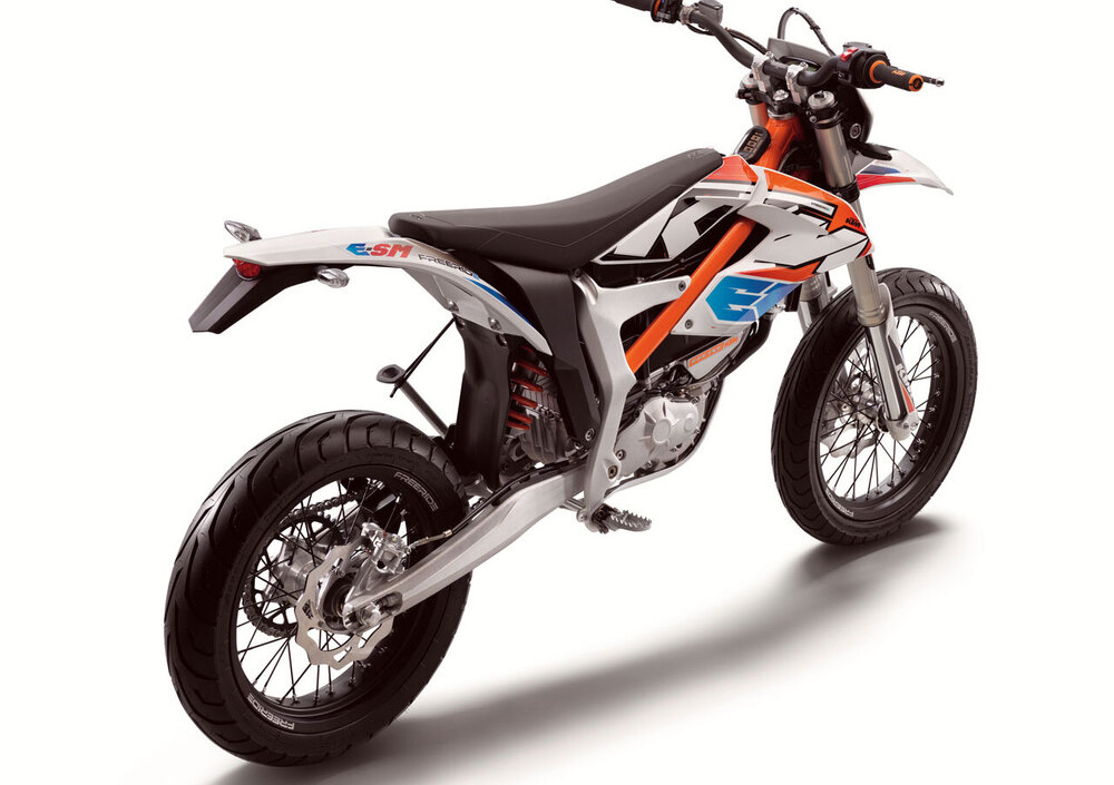ktm freeride e sm 2014 17 prezzo e scheda tecnica. Black Bedroom Furniture Sets. Home Design Ideas