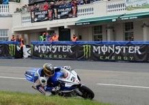 Guy Martin, al TT con Triumph in Supersport