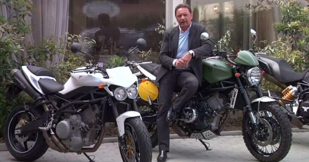 Jannuzzelli si dimette da Moto Morini