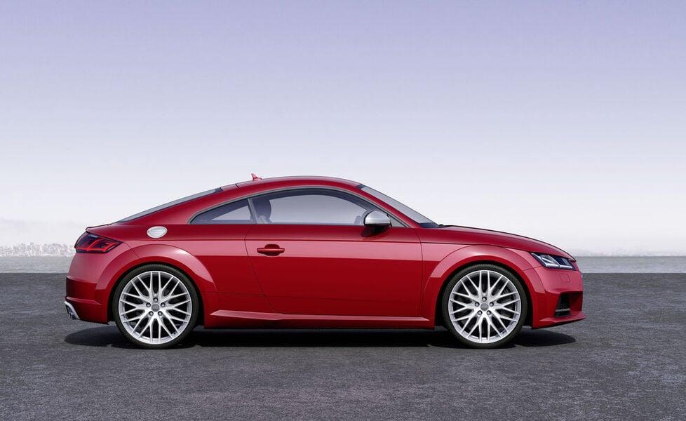 Audi TTS Coupé (3)