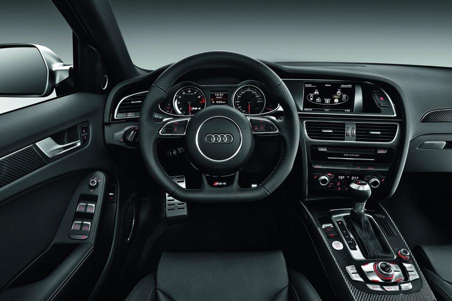 Audi RS4 Avant 4.2 V8 FSI quattro S tronic (5)