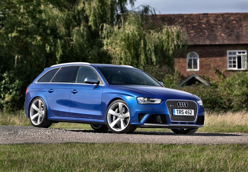 Audi RS4 Avant 4.2 V8 FSI quattro S tronic (2)