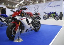 Yamaha a Motodays: gamma 2015 in mostra, Tricity in prova