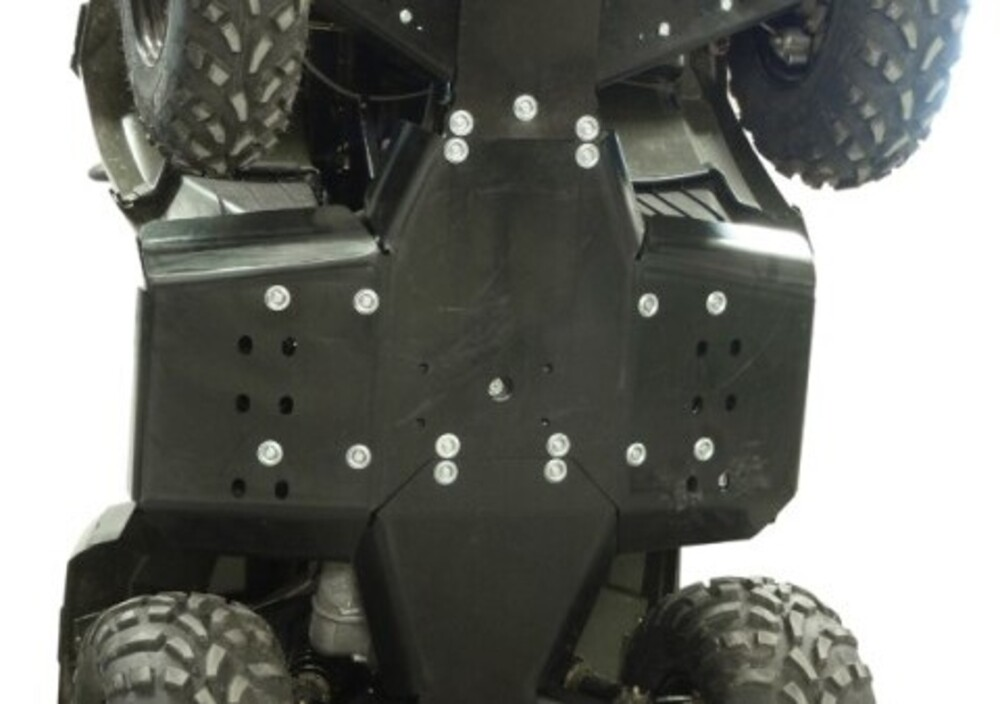 Polaris Sportsman 570 E 4x4 (2008 - 15) (3)