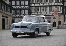 Borgward Isabella TS: la tedesca del '59 che non ti aspetti