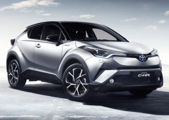 Toyota C-HR: svelati nuovi dettagli