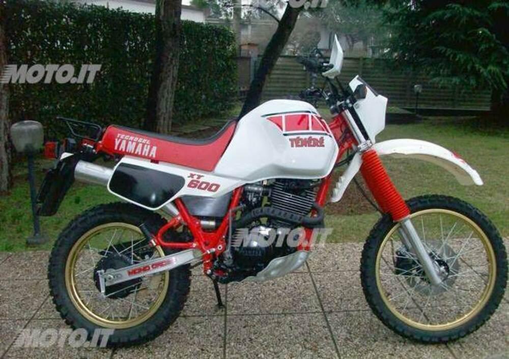 yamaha xt 600 z tenerè (1990 - 92), prezzo e scheda tecnica - moto.it