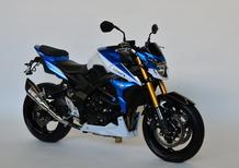Suzuki, nuova GSR 750SP