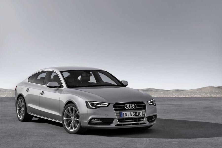 Audi A5 Sportback 20 Tdi 143cv 052010 032012 Prezzo E Scheda