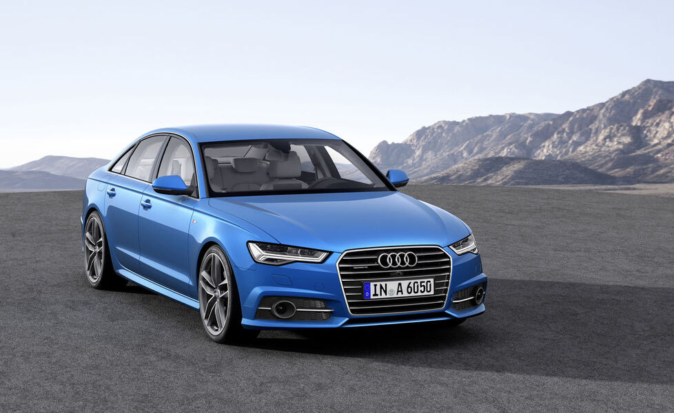 Audi A6 2.8 FSI Business plus (2)