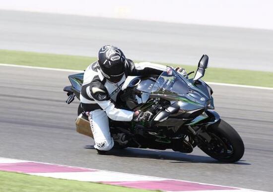 Kawasaki H2 ed H2R