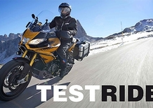 Test ride Caponord 1200 Rally 13-15 marzo