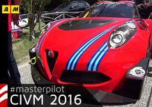 CIVM 2016: alla scoperta della Alfa Romeo 4C by Picchio da 600 CV