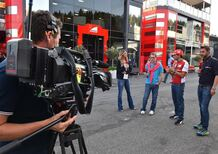 F1, Sky: intervista a Carlo Vanzini