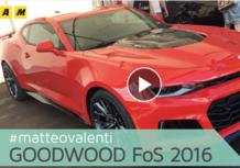 Goodwood 2016: le supercar più sensazionali [Video]