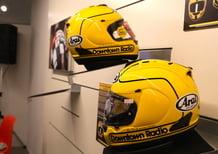 Arai RX7 Joey Dunlop Replica