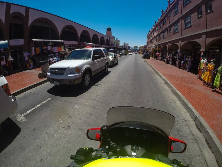 Ride in the USA. La Baja California  (4)