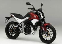 Honda SFA Concept all'Osaka Motor Cycle Show