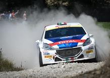 CIR 2016. Rally San Marino. Il Briefing di Andreucci