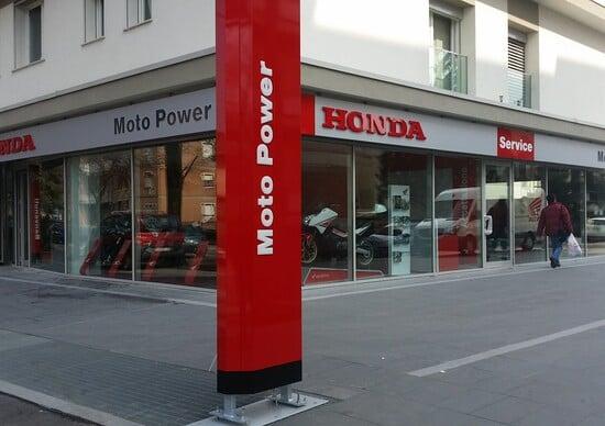 Parma, nuova concessionaria Honda Motopower
