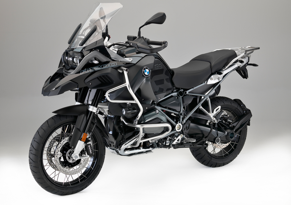 bmw r 1200 gs adventure (2017), prezzo e scheda tecnica - moto.it