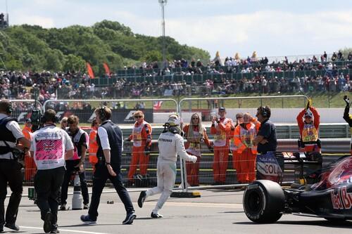 F1 GP Gran Bretagna 2016: le foto più belle di Silverstone (3)