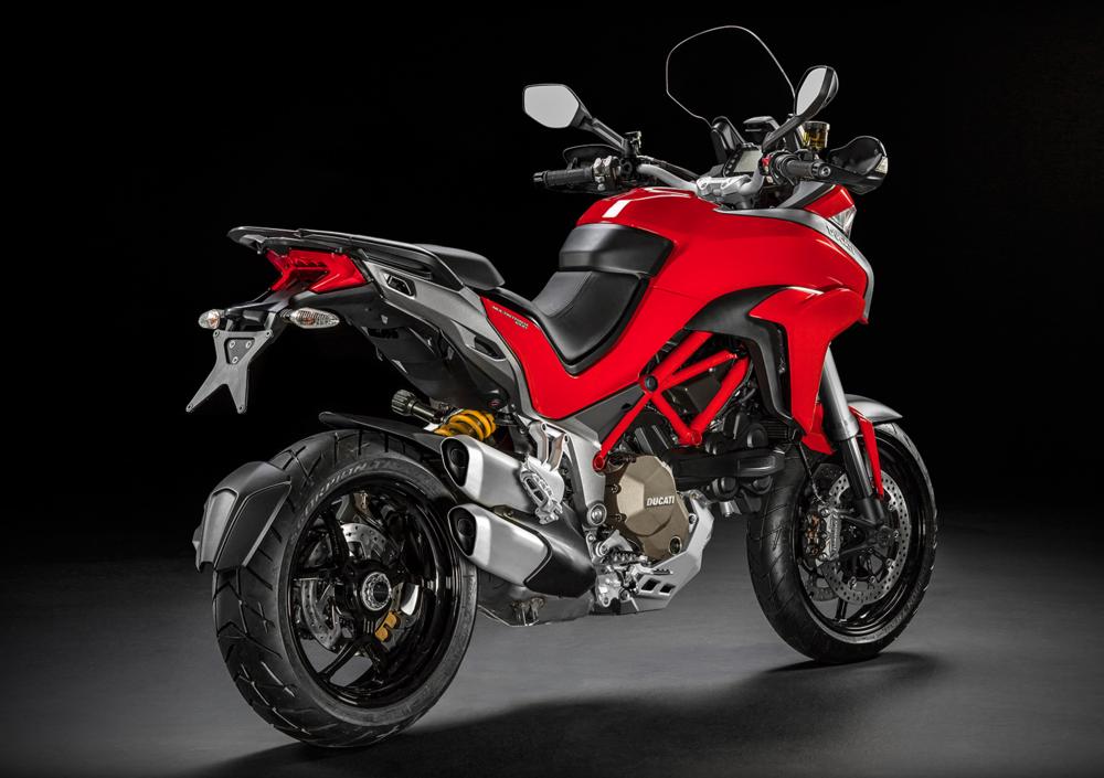 Ducati Multistrada 1200 ABS (2015 - 17) (3)