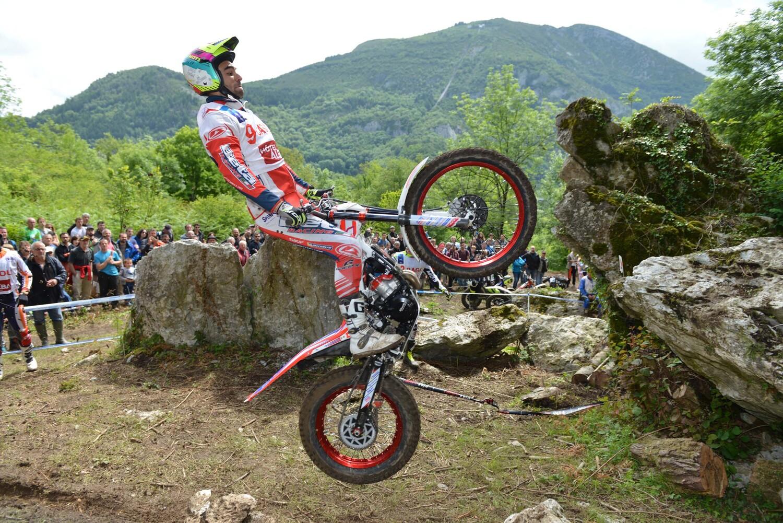 Mondiale Trial 2016. L'inossidabile Fujigas in Francia