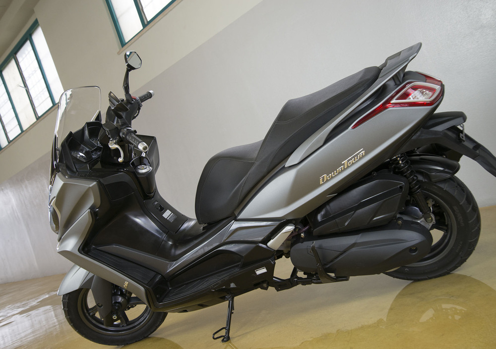 Kymco Downtown 350i ABS (2015 - 17) (5)
