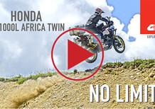 GIVI e la Honda Africa Twin, il video!