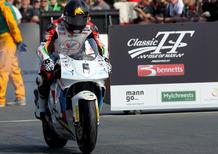 Dunlop al Tourist Trophy: dal 2015 partner del Classic TT