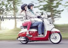 Peugeot Scooters e Motoplatinum, siglato l'accordo