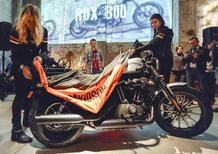 Wearecustom: le tre special presentate da Harley-Davidson