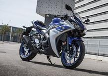 Fabrizio Corsi (Yamaha): YZF-R3, la 300 dall'indole sportiva