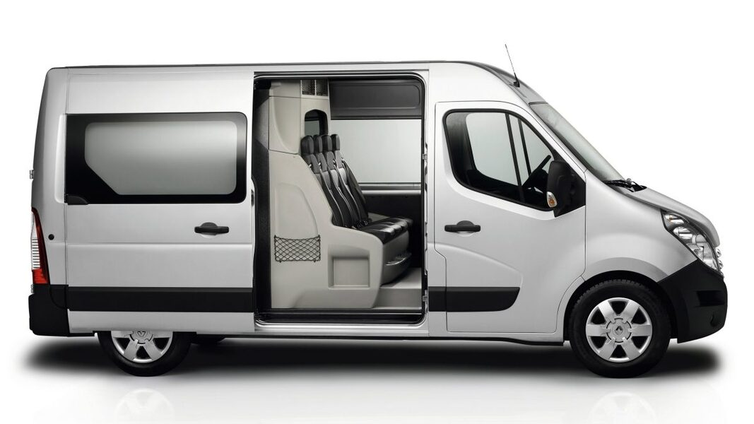 Renault Master Furgone (3)
