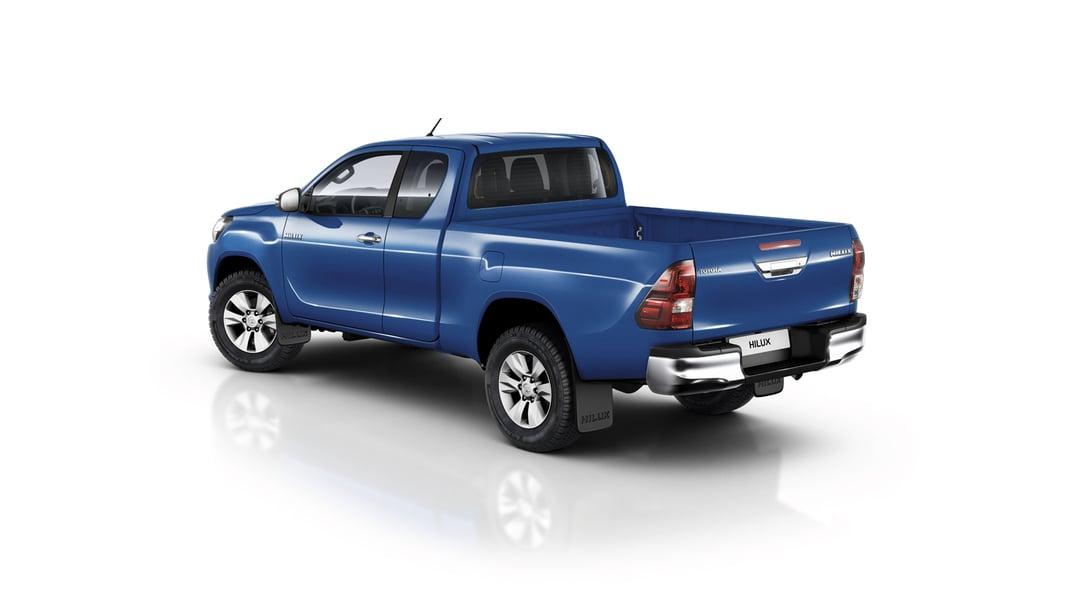 Toyota Hilux Pick-up (2005->>) (2)
