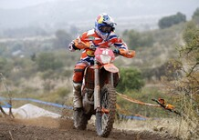 Mondiale Enduro. Il ritorno del gigante Meo (KTM) al GP del Cile