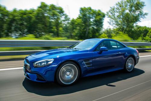 Mercedes-Benz SL restyling (W231): le foto più spettacolari (9)