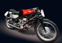 Le moto a quattro cilindri in linea