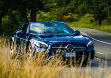 Mercedes-Benz SL restyling: i prezzi e i dettagli della gamma completa