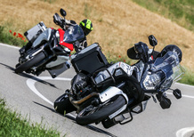 Ducati Multistrada Enduro 1200 vs KTM 1290 Super Adventure