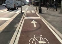 Milano: pronta la rete ciclabile più estesa di sempre. 5 Km dal Duomo al Sempione