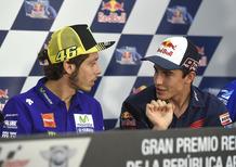Marquez: Ho capito la strategia di Rossi