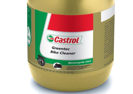 Castrol: prodotti per la pulizia della moto