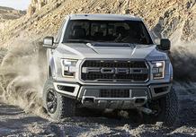 Nuovo Ford F-150 Raptor: il video dagli USA