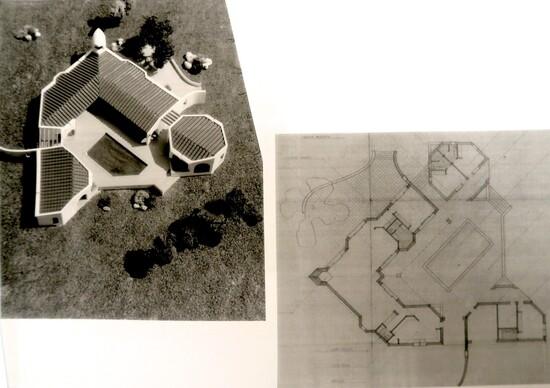 Progetti di architettura: notevole la pulizia nonostante la complessità dell'impianto
