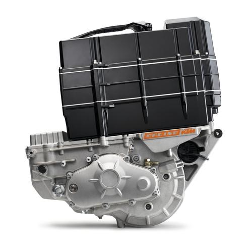 Motore e Power Pack della Freeride E-SM